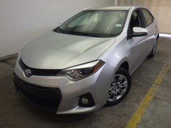2016 Toyota Corolla - 1320011956
