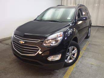 2016 Chevrolet Equinox - 1320012020