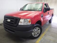 2007 Ford F-150 Regular Cab XL 6.5 ft
