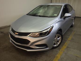 2017 Chevrolet Cruze - 1320012144