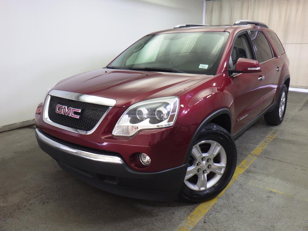 2008 GMC Acadia - 1320012156