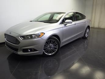 2014 Ford Fusion - 1320012240