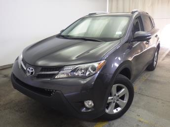 2014 Toyota RAV4 XLE - 1320012289