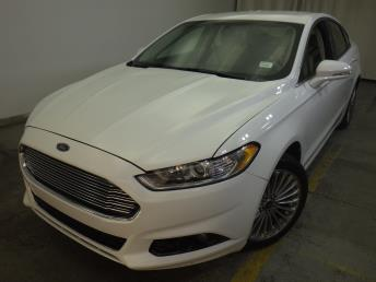 2016 Ford Fusion - 1320012300