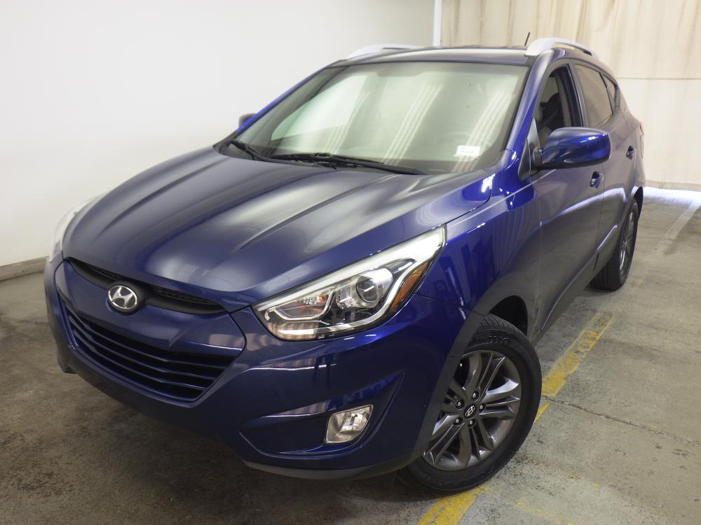 2015 Hyundai Tucson Limited - 1320012313