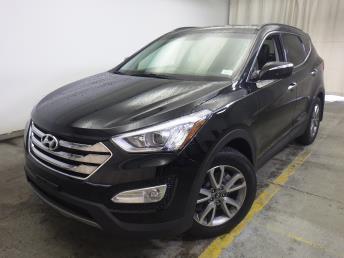 2014 Hyundai Santa Fe Sport 2.0T - 1320012360