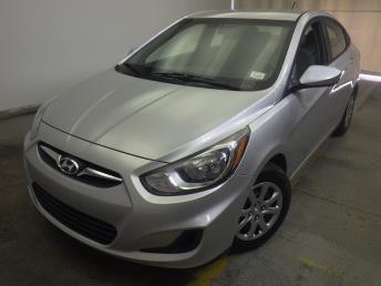 2014 Hyundai Accent GLS - 1320012411