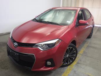 2014 Toyota Corolla S - 1320012429