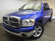 2008 Dodge Ram 1500 Quad Cab ST 8 ft