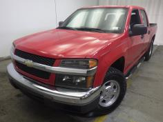 2007 Chevrolet Colorado Crew Cab LT 5.25 ft