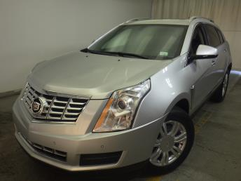 2014 Cadillac SRX Luxury Collection - 1320012554
