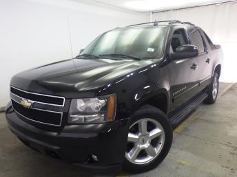 Used 2007 Chevrolet Avalanche