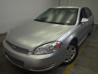 2016 Chevrolet Impala - 1320012613