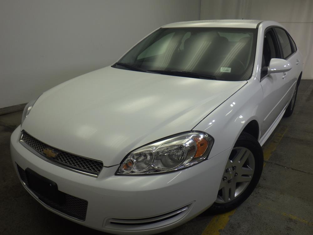2016 Chevrolet Impala Limited LT - 1320012616