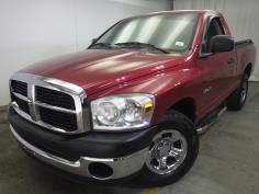 2008 Dodge Ram 1500 Regular Cab SXT 6.25 ft