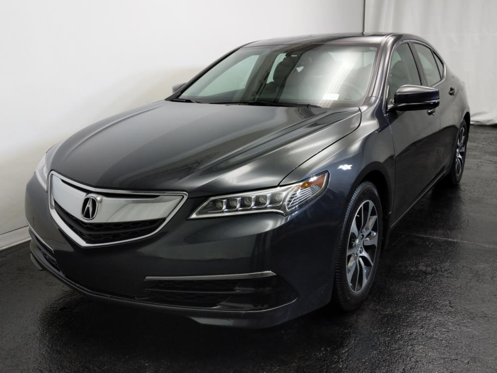 2015 acura tlx 2 4 for sale in mobile 1320012765 drivetime. Black Bedroom Furniture Sets. Home Design Ideas