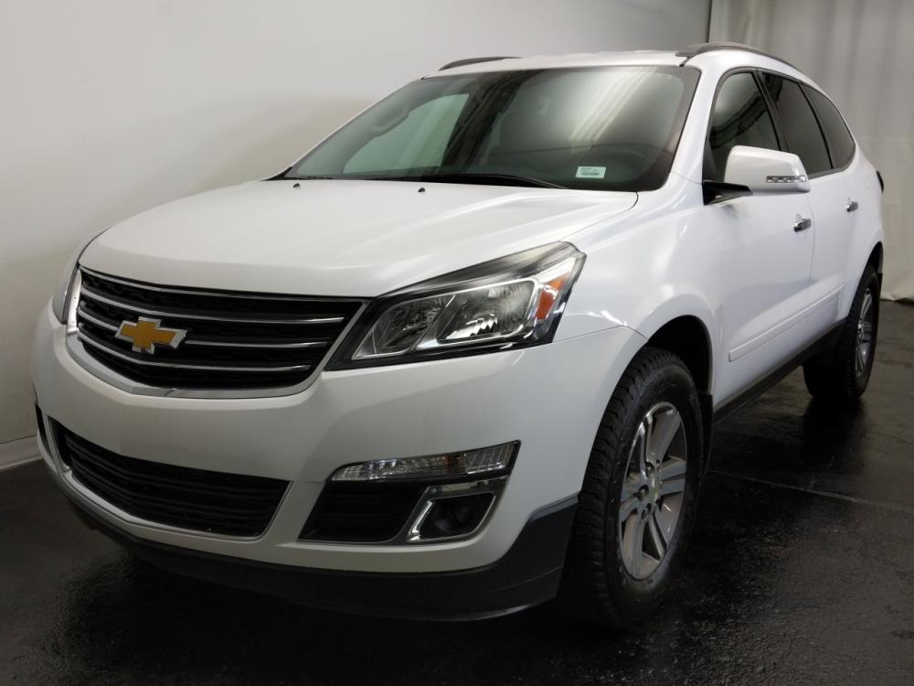 2017 Chevrolet Traverse LT - 1320012766