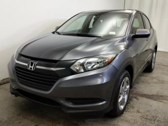 Used 2017 Honda HR-V
