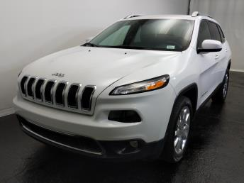 2017 Jeep Cherokee Limited - 1320012802
