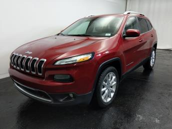 2017 Jeep Cherokee Limited - 1320012810