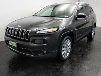 2017 Jeep Cherokee Limited - 1320012811