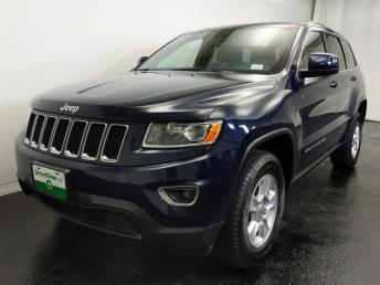 2016 Jeep Grand Cherokee Laredo - 1320012841