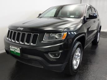 2016 Jeep Grand Cherokee Laredo - 1320012843