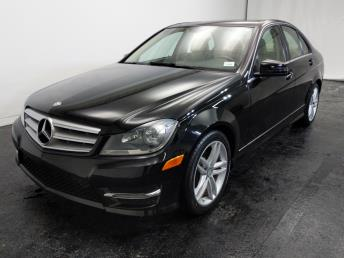 Used 2013 Mercedes-Benz C250 Sport