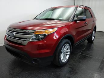 Used 2015 Ford Explorer