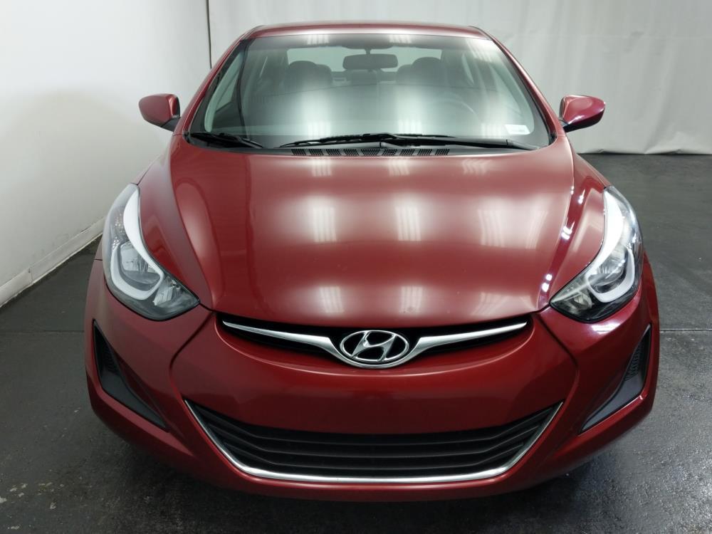 2016 Hyundai Elantra SE - 1320012994