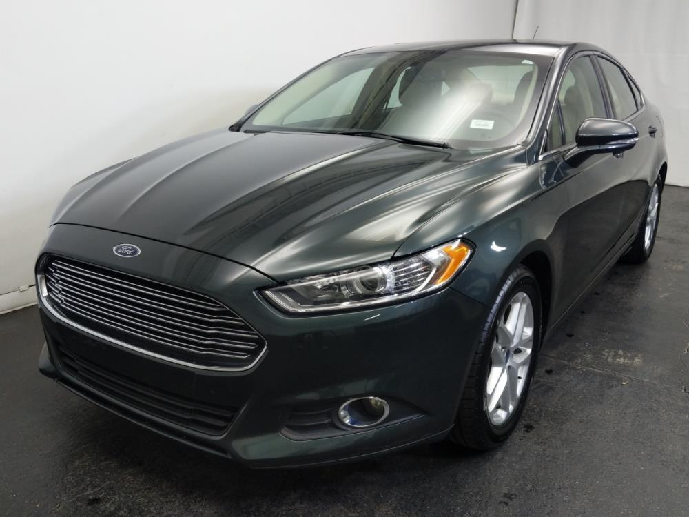 2015 Ford Fusion SE - 1320013067