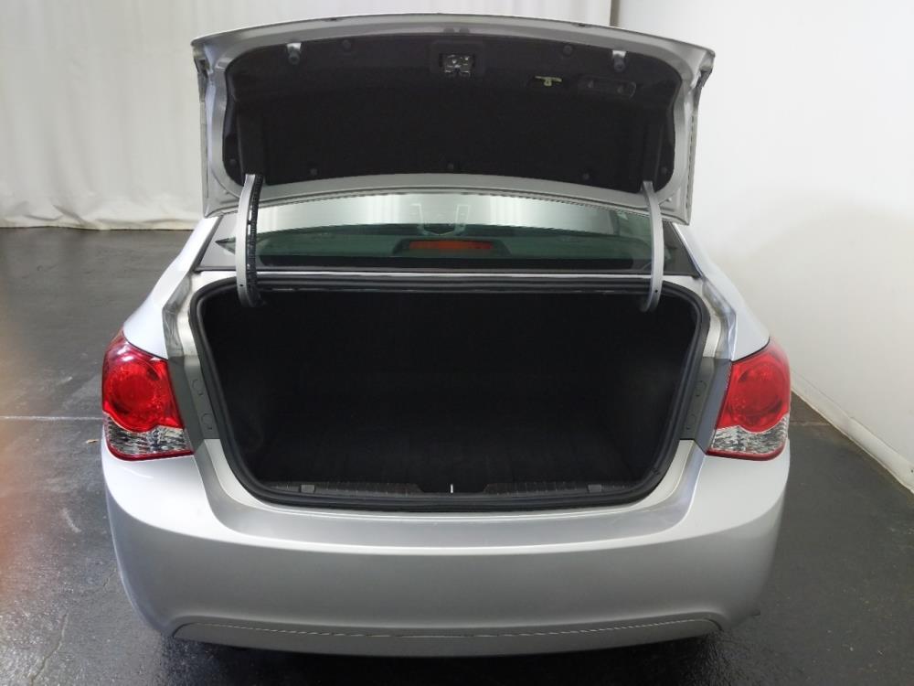 2014 Chevrolet Cruze LT - 1320013076