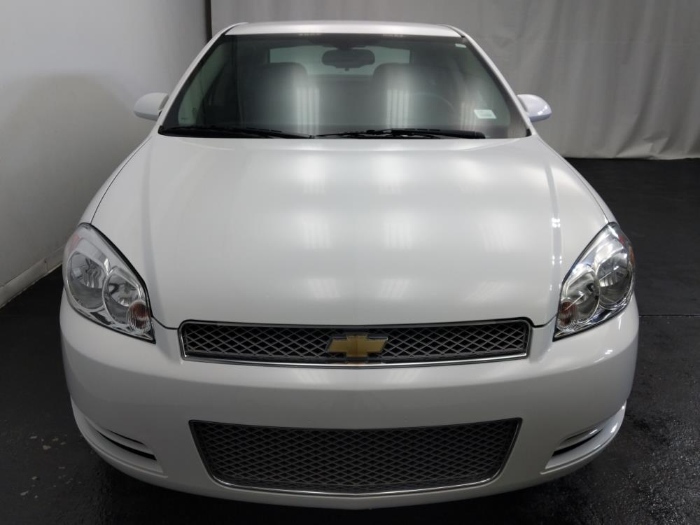 2015 Chevrolet Impala Limited LS - 1320013081