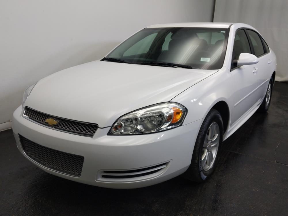 2015 Chevrolet Impala Limited LS - 1320013081