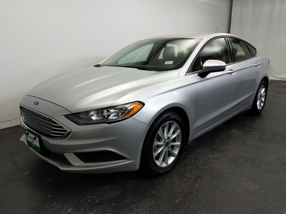 2017 Ford Fusion SE - 1320013109