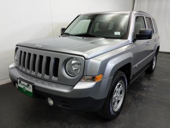2016 Jeep Patriot Sport - 1320013116
