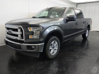 2017 Ford F-150 SuperCrew Cab XLT 5.5 ft - 1320013155
