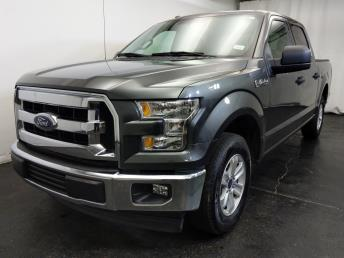 2017 Ford F-150 SuperCrew Cab XLT 5.5 ft - 1320013181