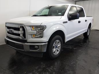 2017 Ford F-150 SuperCrew Cab XL 5.5 ft - 1320013182