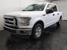 2017 Ford F-150 SuperCrew Cab XL 5.5 ft