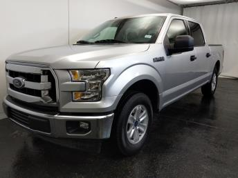 2017 Ford F-150 SuperCrew Cab XLT 5.5 ft - 1320013183