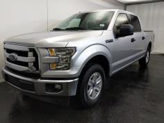 2017 Ford F-150 SuperCrew Cab XLT 5.5 ft