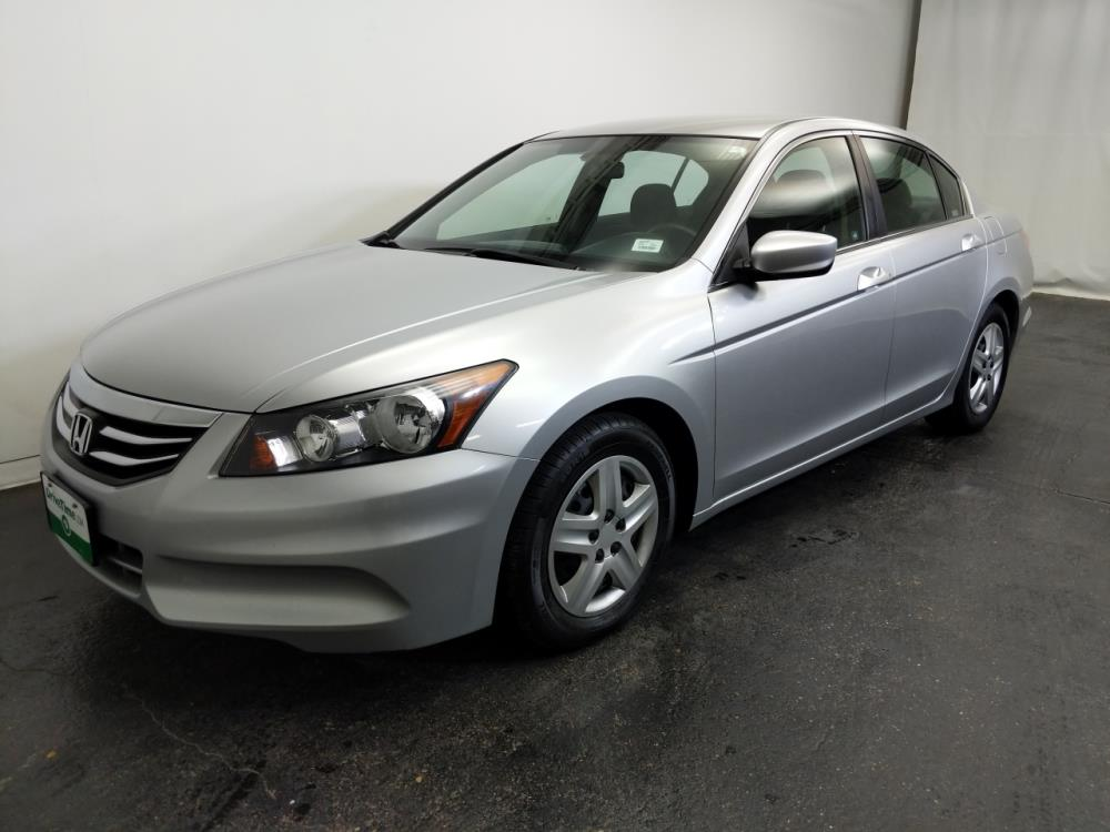 2012 Honda Accord LX - 1320013227