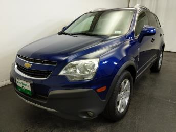 Used 2012 Chevrolet Captiva