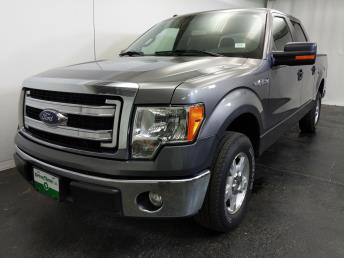 2014 Ford F-150 SuperCrew Cab XLT 5.5 ft - 1320013477