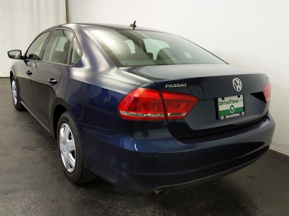 2015 Volkswagen Passat 1.8T S - 1320013501