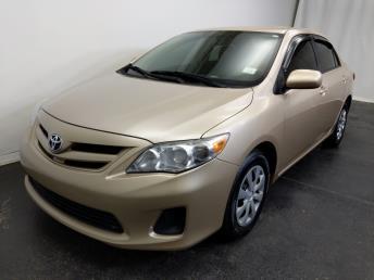 Used 2011 Toyota Corolla