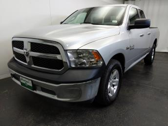2017 Dodge Ram 1500 Quad Cab SLT 6.3 ft - 1320013552