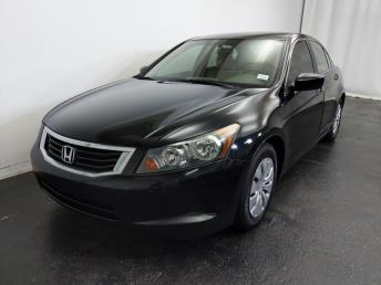 2010 Honda Accord LX - 1320013892