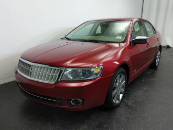 2009 Lincoln MKZ  - 1320013922